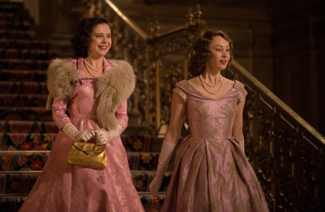 """Bel Powley in """"A Royal Night Out"""" © Lionsgate"""