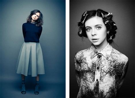 © Matt Holyoak, Bilder via Interview Magazine