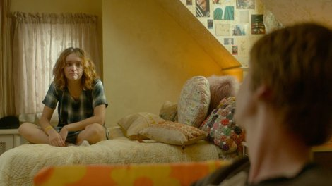 "Olivia Cooke in ""Me and Earl and the Dying Girl"" © Fox Searchlight Pictures"
